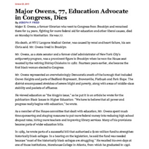 Major Owens NYTimes obit.pdf